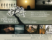 The Odysseus Project Finding Home 12 Farnsworth Street Gallery Boston, Mass.