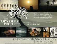 The Odysseus Project Finding Home 12 Farnsworth Street Gallery Boston, Mass.