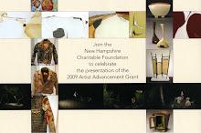 2009 Artist Advancement Grant Award Reception 131 Congress Street Portsmouth, New Hampshire