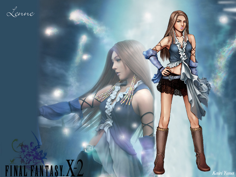 Final Fantasy Lenne Wallpapers 6