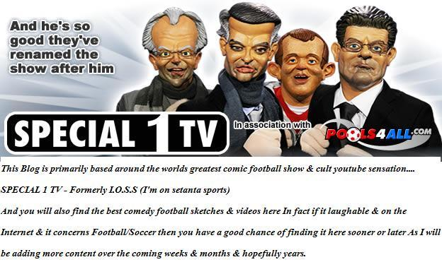 The Doitchampions SPECIAL1 TV  Football Comedy Blog