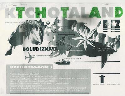 MAPA DE KTCHOTALAND