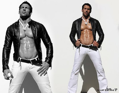 Leo Giamani in Jeans, Underwear, Sport, Leather and Tops