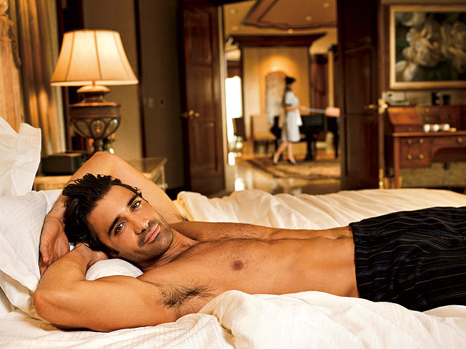 sex and the city nude. GILLES MARINI OUT OF THE CLOSET IN