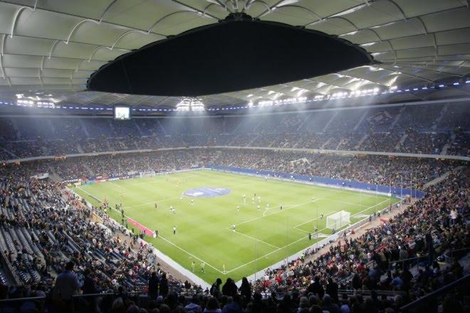 Estadio nordbank arena hamburgo jetlag for Estadio arena