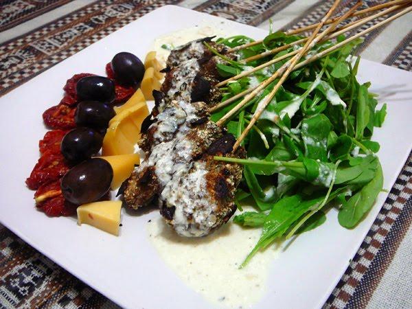 COCINA LIGHT: Luleh Kebab liviano (a la criolla)