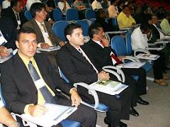 Sargento Prado e Sargento Araújo na fundação da Anaspra