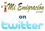 Sigue mi iemigración en Twitter
