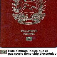 Ejemplo de pasaporte biometrico