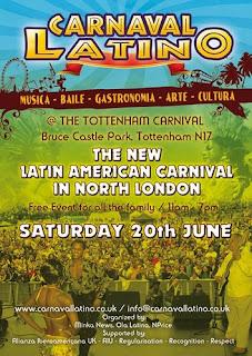 Carnaval Latino 2009