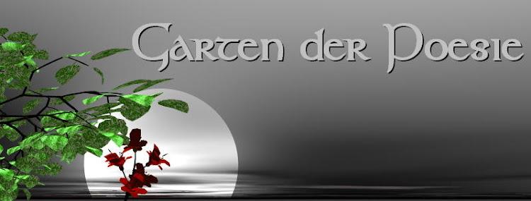 Garten der Poesie - Der Blog