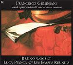 Geminiani - Sonates pour Violoncelle avec la Basse Continue - Cocset, Pianca (Ape)