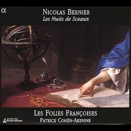 Bernier Nicolas -  Les Nuits De Sceaux - Cohen-Akenine, Et Al (Ape)