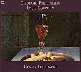 Frescobaldi & Louis Couperin - Gustav Leonhardt (Ape)