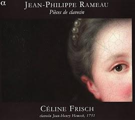 Rameau - Pieces de clavecin - Celine Frisch (Ape)