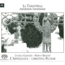 La Tarantella (Antidotum Tarantulae) - L'Arpeggiata (Ape)
