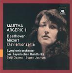 Martha Argerich - Beethoven 1 & Mozart 18 Piano Concerto (flac)
