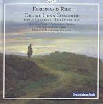 Ries - Double Horn & Violin Concertos, 2 Overtures - Die Kolner Akademie (flac)
