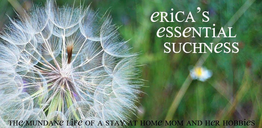 Erica's Essential Suchness