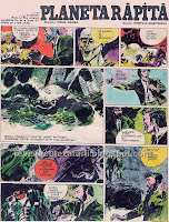 revista cutezatorii benzi desenate comics planeta rapita horia arama popmiliu dumitrescu