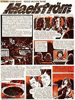 benzi desenate revista cutezatorii comics romania valentin tanase horia arama maelstrom