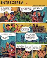 bd benzi desenate cutezatorii revista intrecerea stefan damo desene petre luscalov aeroplan avioane comics romania