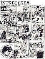 bd benzi desenate revista cutezatorii intrecerea stefan damo desene sever noran comics romania