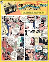bd benzi desenate revista cutezatorii primavara decembrie desene elena mihaescu petru demetru popescu copii comics romania