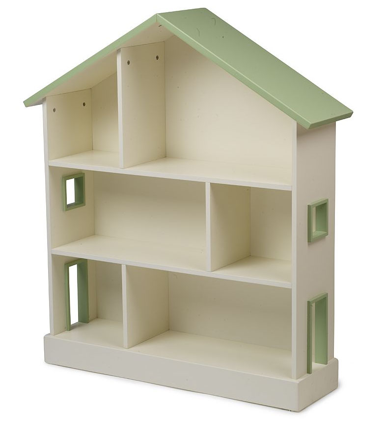 Amy Sue I Love You: the dollhouse bookcase
