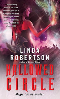 Hallowed Circle: Persephone Alcmedi, Book 2