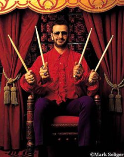 Ringo: Gracia & Ritmo de Liverpool