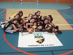 As campeãs do Algarve - Sporting Clube Farense