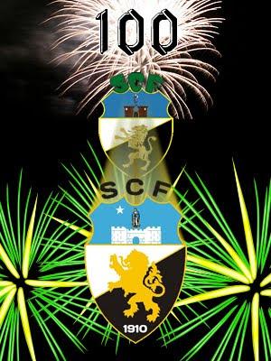 O Sporting Clube Farense celebra hoje 100 Anos