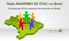 ONG AQUÁRIUS PERTENCE A REDE AMARRIBO DE ONG's.