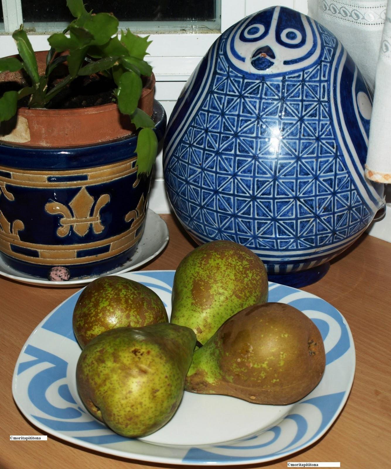 Cocinar es vivir y bordar tambi n tarta tatin de peras for Cocinar 180 grados