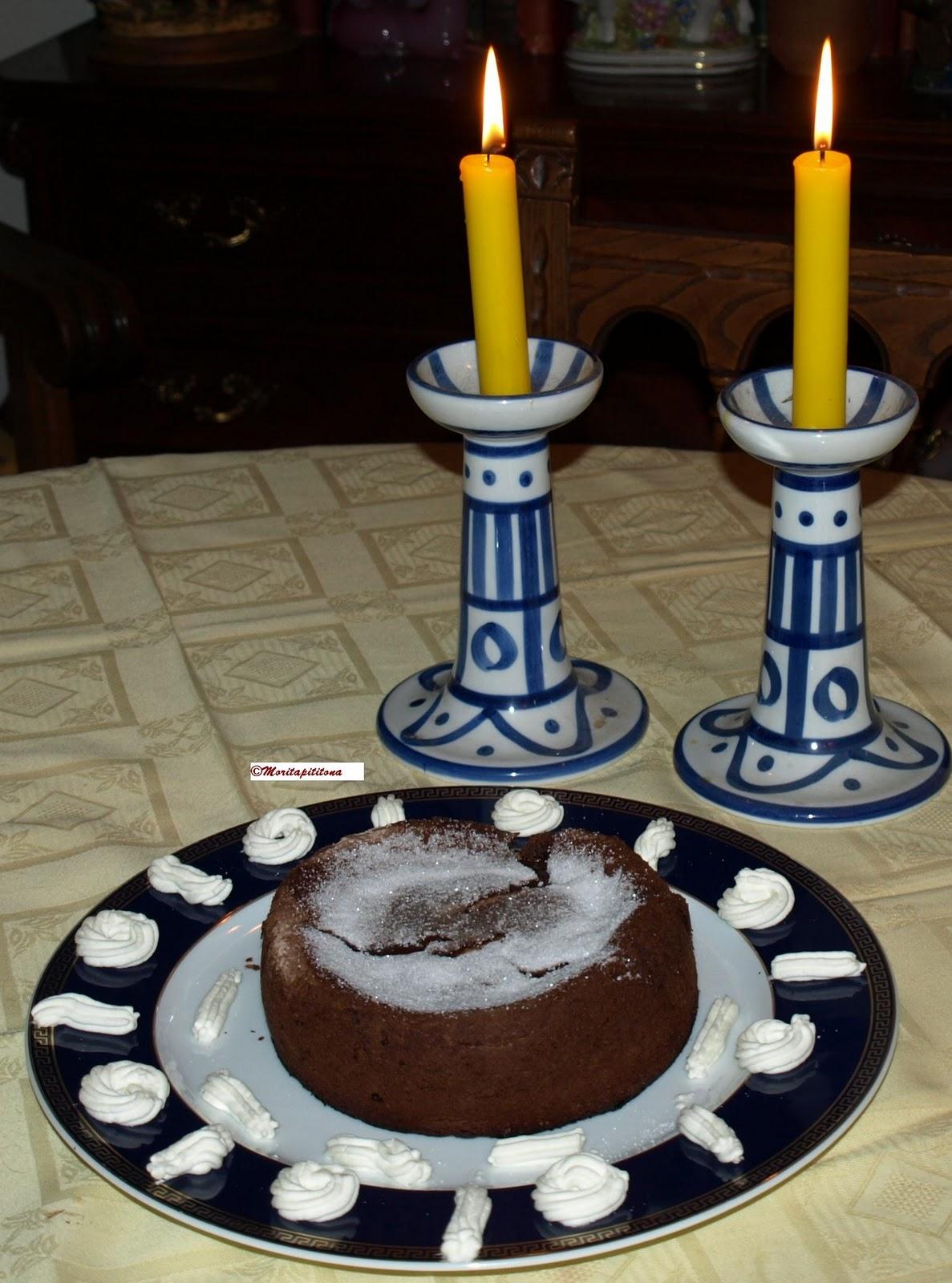 Cocinar es vivir y bordar tambi n tarta de chocolate for Cocinar 180 grados