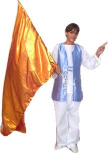 Elementos Utilizados En La Danza Cristiana