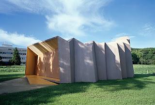 Ph m re d tails d 39 architecture for Architecture ephemere definition
