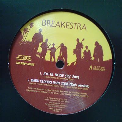 Breakestra - Joyful Noise EP (2009)