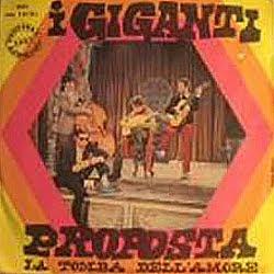 I Giganti - Proposta / La Tomba Dell'Amore (7'') (1967)