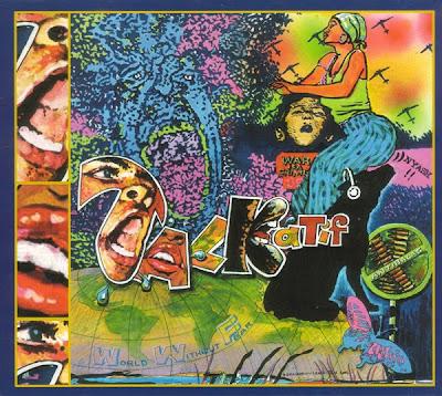 Antibalas - Talkatif (2002)