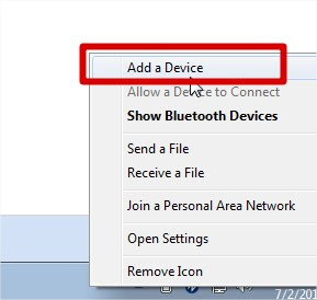 d How to pair cell phone and laptop/desktop using Bluetooth