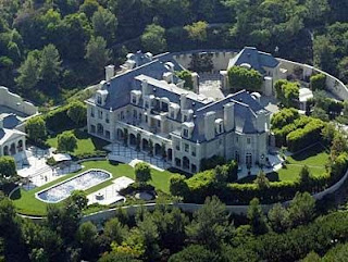 super mansion in California