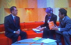 Azizi Ali Promote Buku Lelong 30K30H di TV3
