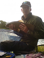 NICE TENCH FROM SHEAR WATER