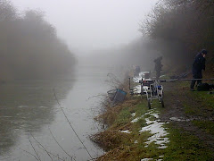 FOGGY DAY ON THE BISHOPS &CANNING STRETCH OF THE CANAL