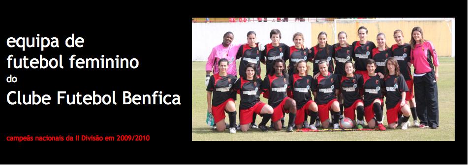 Equipa de Futebol Feminino do Clube Futebol Benfica