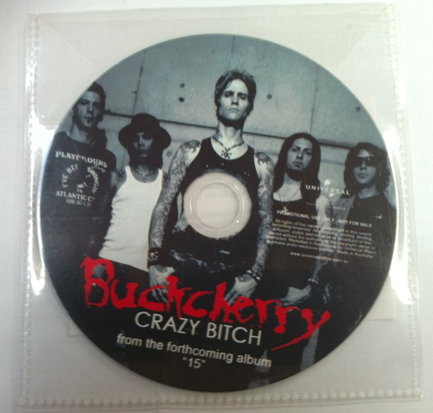 Crazy bitch by buckcherry video