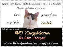 Selinho da Branquinha +50 seguidores