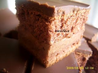 Cuburi ciocolatoase